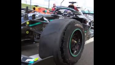 F1〝イギリスGP〟最終周回でドラマが